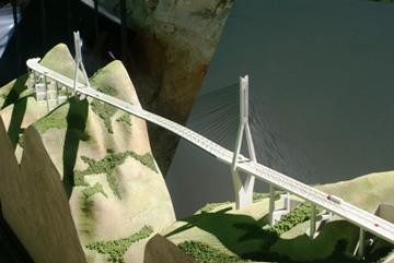 Avanza Edificación Del Puente Baluarte Tracsa Blog