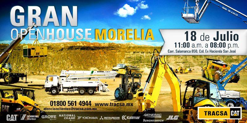 Openhouse-morelia