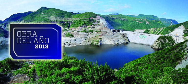 Hidroelectrica la Yesca obra del año 2013