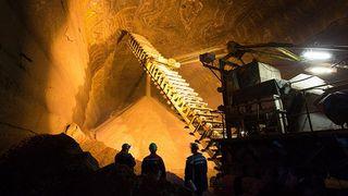 Mineria en brasil